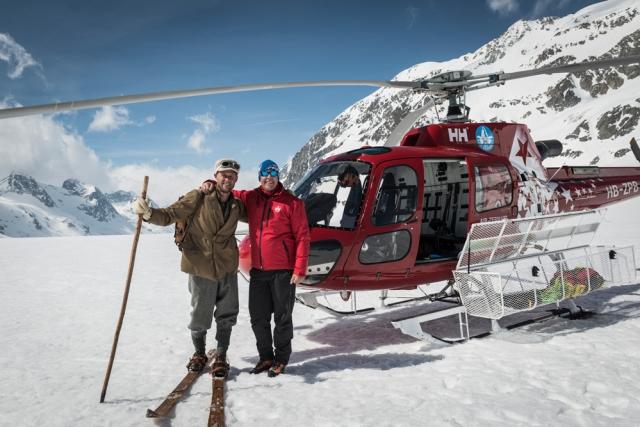 Stefan Siegsrist / Gerold Biner CEO Air Zermatt